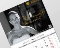 Квартальные календари Janssen Cosmetics