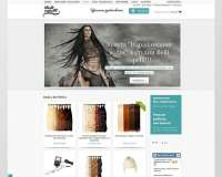 Сайт компании Belli capelli